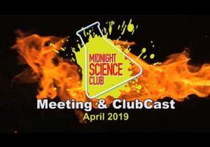 4月18日~2019年4月18日 ClubCast