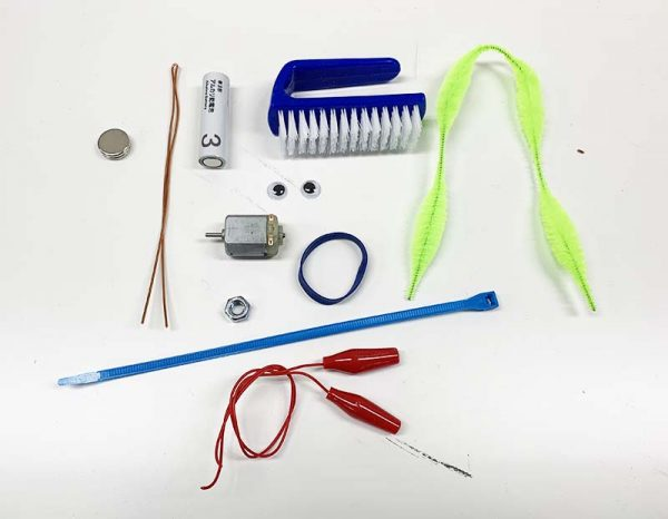 BRUSH BOTS kits